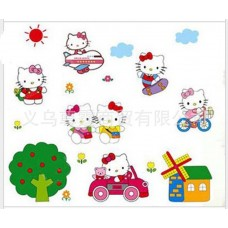 removable wall sticker 619