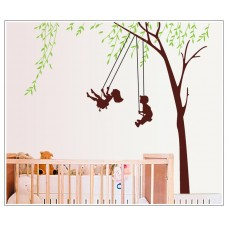 removable wall sticker 9058