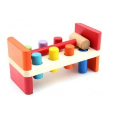 TRU Imaginarium Pound-a-Peg Wooden Bench