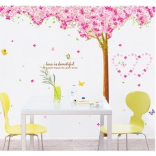 removable wall sticker cherry blossom